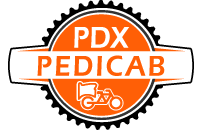 Pedicab tour